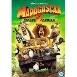 Madagascar: Escape 2 Africa [DVD]